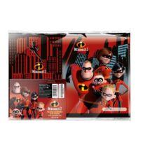 1584697e1a10 Füzetborító képes A/5 10 db/cs The Incredibles 2