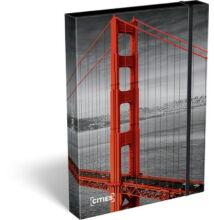 10d21d23d0a6 Füzetbox A/5 Cities San Francisco 18566602