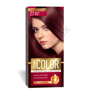 VLM5393DRHH Aroma Color Hajfesték No 27