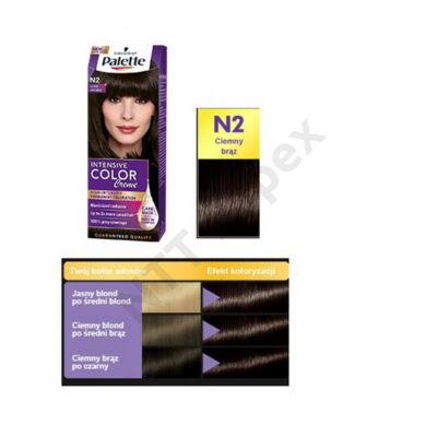 VLM5945DRHH Palette Intenzív cream color hajfesték N2