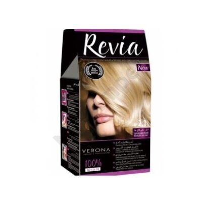VRN0255DRHH Revia Hajfesték 50+50+20ml összes szín