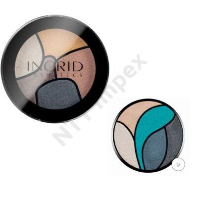 VRN2037DRKZ Ingrid Szemhéjpúder Ideal Eyes 3db/cs