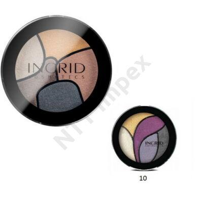 VRN2038DRKZ Ingrid Szemhéjpúder Ideal Eyes 3db/cs