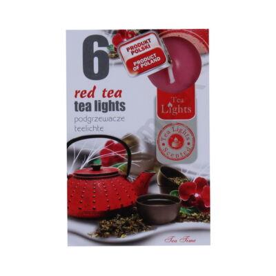 ADM6424GYIL Teamécses illatos A6 6db-os RED TEA