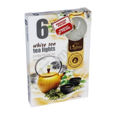 ADM6425GYIL Teamécses illatos A6 6db-os FEHÉR TEA