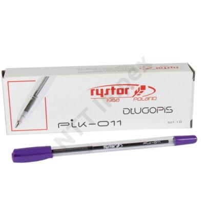 RST1392PIID Golyóstoll  PIK-011/V Lila 10 db-os