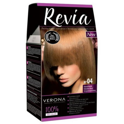 VRN5739DRHH Revia Hajfesték 50+50+20ml N04
