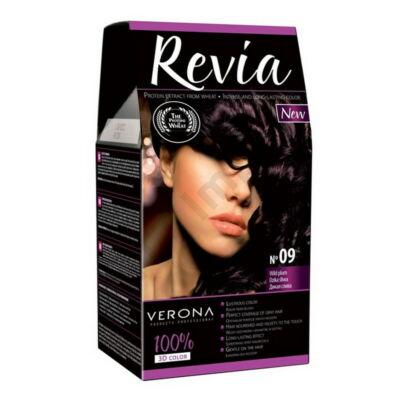 VRN5744DRHH Revia Hajfesték 50+50+20ml N09