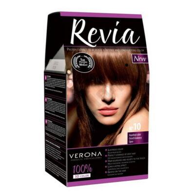 VRN5745DRHH Revia Hajfesték 50+50+20ml N10