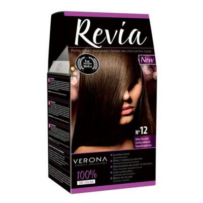 VRN5747DRHH Revia Hajfesték 50+50+20ml N12