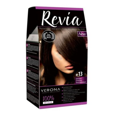 VRN5748DRHH Revia Hajfesték 50+50+20ml N13