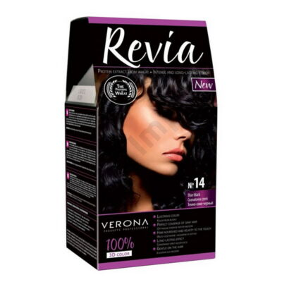 VRN5749DRHH Revia Hajfesték 50+50+20ml N14