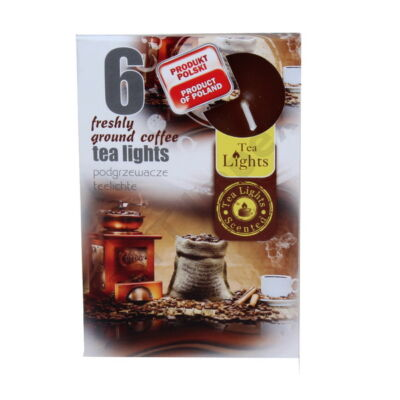 ADM0817GYIL Teamécses illatos A6 6db-os FRESHLY GROUND COFFE
