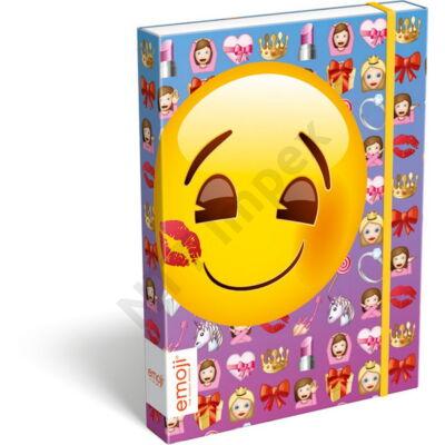 e0965e426ae0 Füzetbox A/5 Emoji Girls 18513605 - Iskolai kellékek - NTT Impex ...