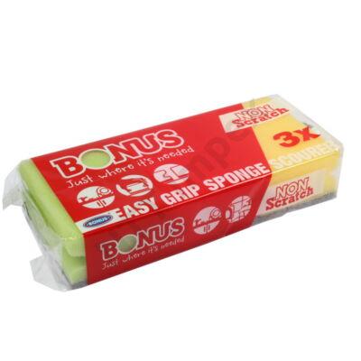 VLM0101HKEE Bonus mosogatószivacs 3db formázott