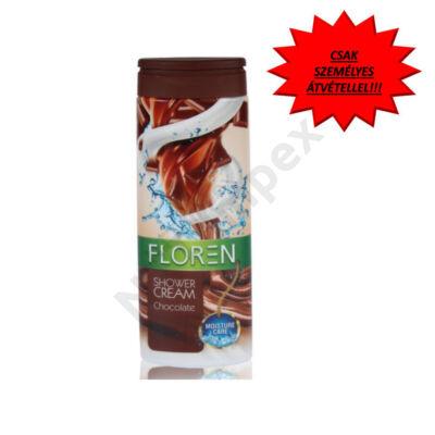 FLR2265DRTA Floren tusfürdő 300ml - Chocolate