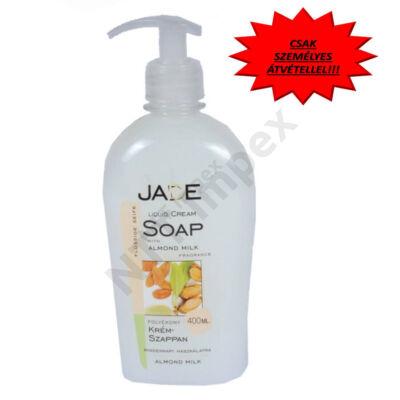 FLR2283DRSP Jade foly. szappan 400ml pumpás - Almond Milk