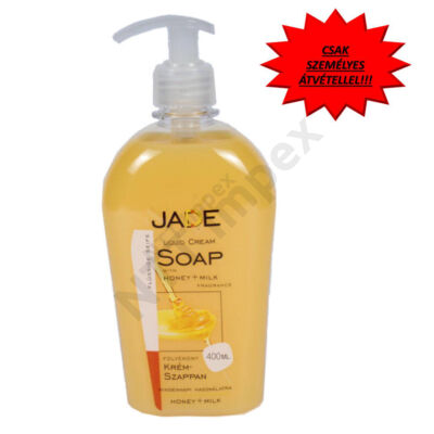 FLR2284DRSP Jade foly.szappan 400ml pumpás - Honey+Milk