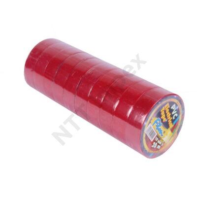 PLM2211VIEE FTM szigetelőszalag 19mm x 20m piros