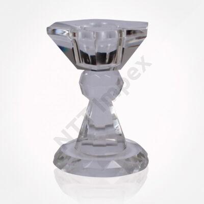 NTT1886GYTT Gyertyatartó üvegből