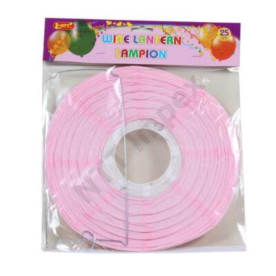 FST9794JAPY Lampion Pink 25cm