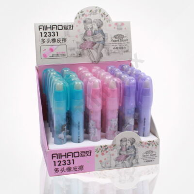 HKC0455PIIS Radírgumi 12331 három szín 30db/ doboz