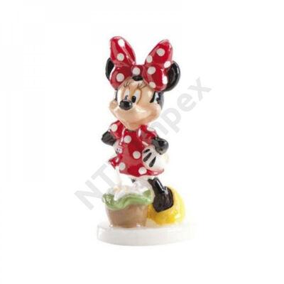 GYK0596GYTR Mese gyertya 3D Minnie Mouse 346028