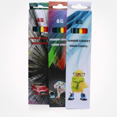 LOS5640PIIS Színes ceruza 6