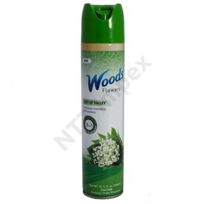 VTK0525ILLG Woods kézi légfrissítő 300ml Lily of Valley
