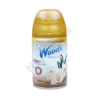 VTK3513ILAT Woods automatic Légfrissítő  250ml Vanilla