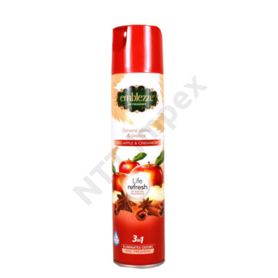 VTK2088ILLG EMF kézi légfrisítő 240ml Red Apple & Cinnamon