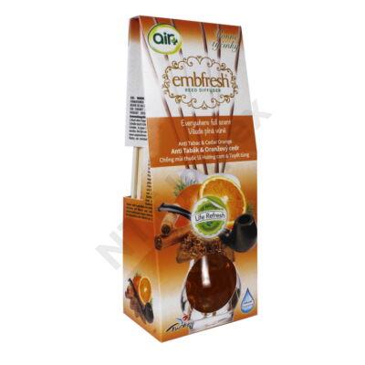 VTK2560ILLG EMF illatosító diffuzió  35ml Anti-Tabac& Cedar Orange  1