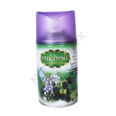VTK2584ILLG EMF automatic légfrisítő 250ml Blackberry - Dewy. 2