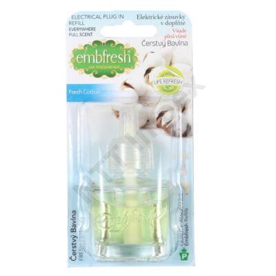 VTK2595ILLG EMF ELEC. légfrisítő u.t 19ml Fresh Cotton 7
