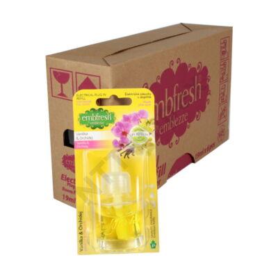 VTK2609ILLG EMF ELEC. légfrisítő u.t 19ml Vanilla - Orchide 27