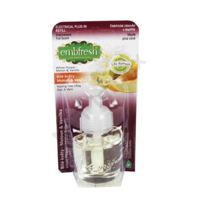 VTK2615ILLG EMF ELEC. légfrisítő u.t 19ml White flowers - Melon – Vanilla 29