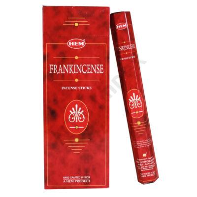 HEM0126FSHD HEM Füstölő 20db x 6 cs/dob. FRANKINCENSE