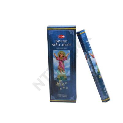 HEM1160FSHD HEM Füstölő 20db x 6 cs/dob. DIVINO NINO JESUS