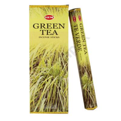 HEM1189FSHD HEM Füstölő 20db x 6 cs/dob. GREEN TEA