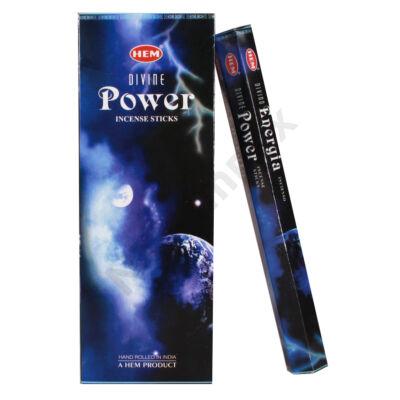 HEM1362FSHD HEM Füstölő 20db* 6 cs/dob. DIVINE POWER