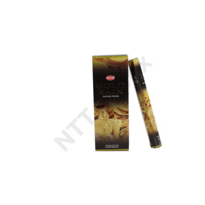 HEM1391FSHD HEM Füstölő 20db x 6 cs/dob. GOLD RAIN