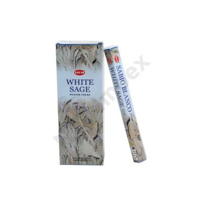 HEM1476FSHD HEM Füstölő 20db x 6 cs/dob. WHITE SAGE
