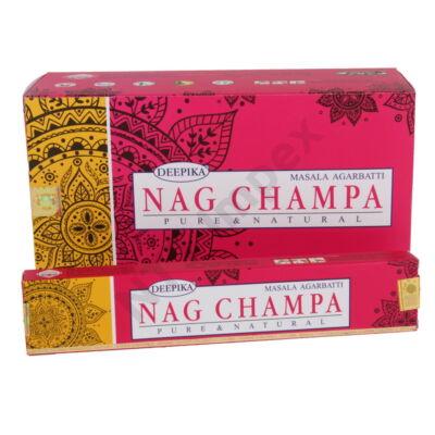 GLD0025FSLD DEEPIKA Nag Champa 15gx12db/dob.