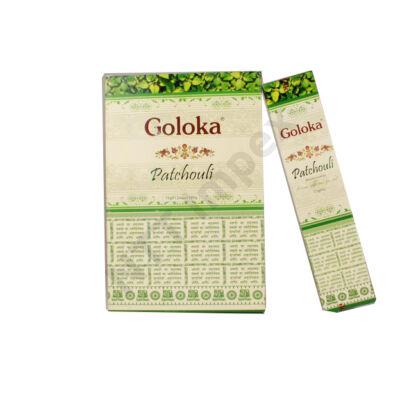GLK3162FSLD GOLOKA PATCHOULI  Masala 12db/doboz